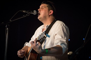 Bryn Williams at Ilfracombe Folk Festival