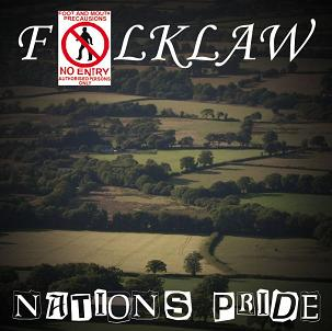 FolkLaw Nations Pride Album Cover