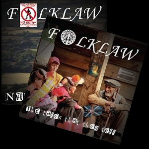 FolkLaw Album Covers