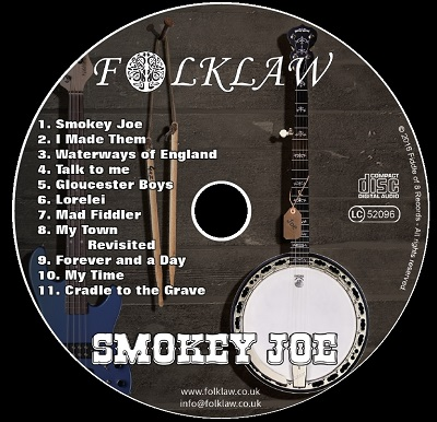 Smokey Joe Album Cover