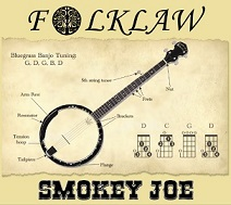 FolkLaw Smokey Joe Album Cover