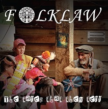 FolkLaw Tales That They Tell Album Cover